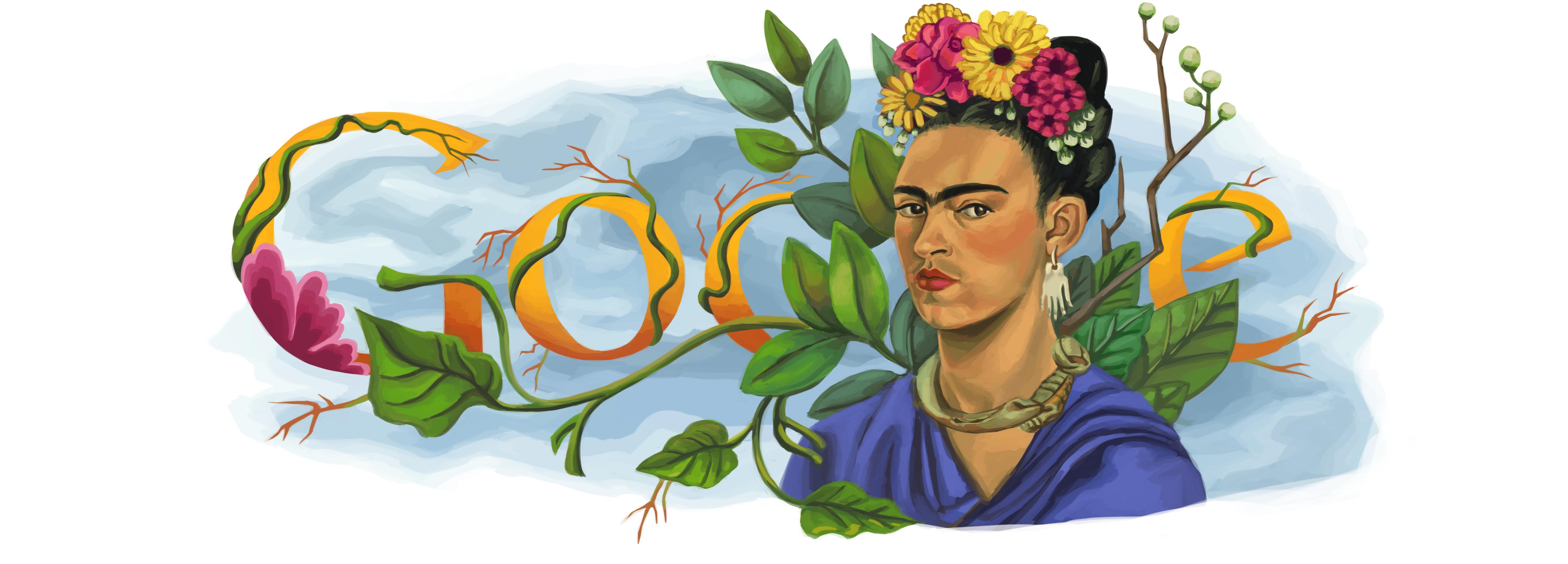 Frida Kahlo - Dia Internacional das Mulheres