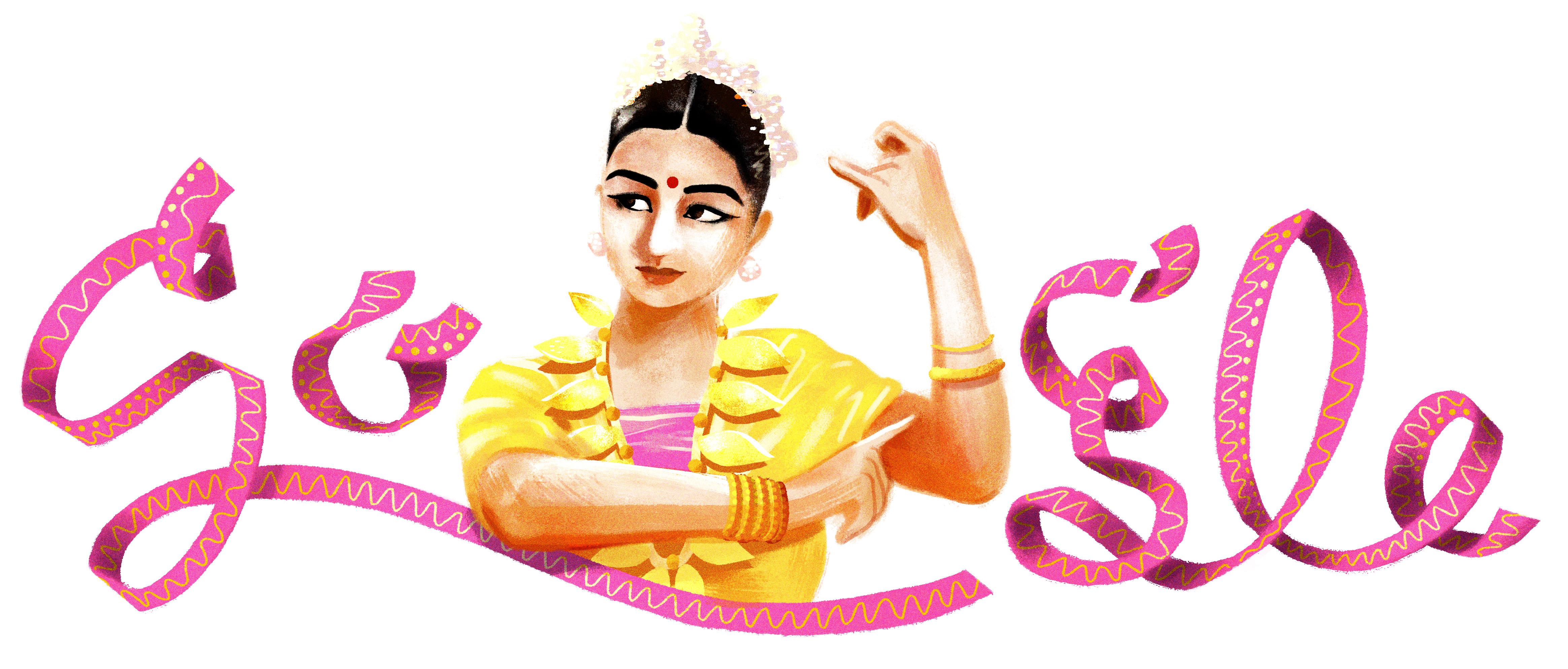 Rukmini Devi - Dia Internacional das Mulheres